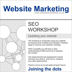 Website Marketing SEO Workshop